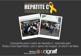Campanha Rotary/Unigraf